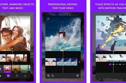 5 apps de edición de videos
