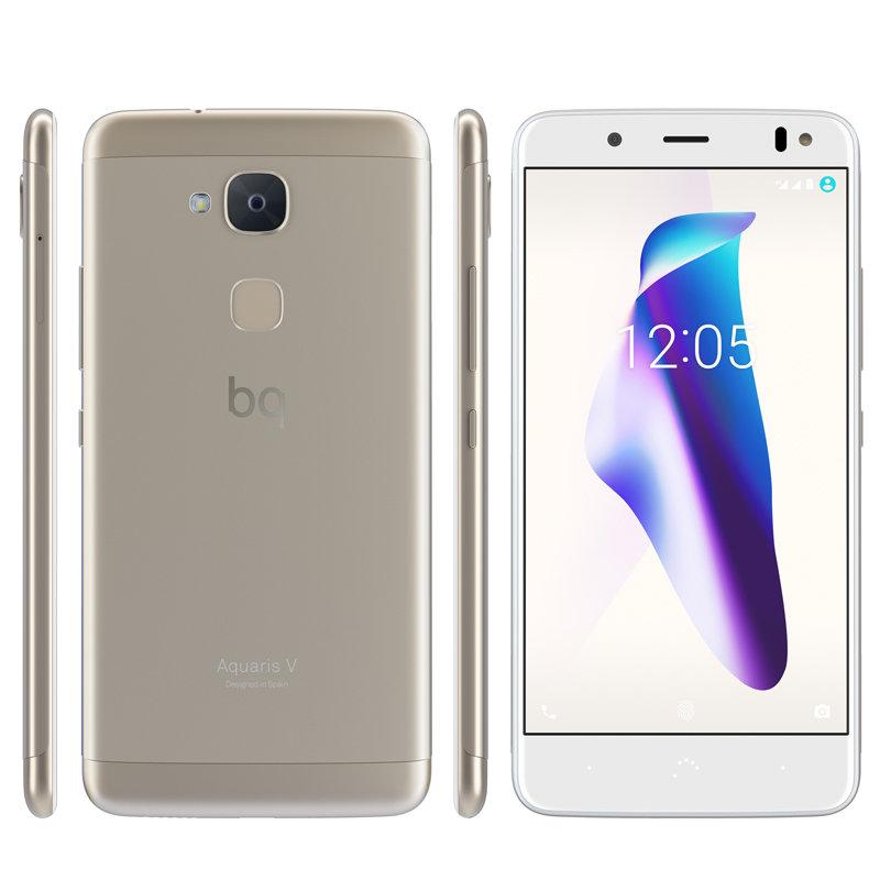 Características de los móviles BQ
