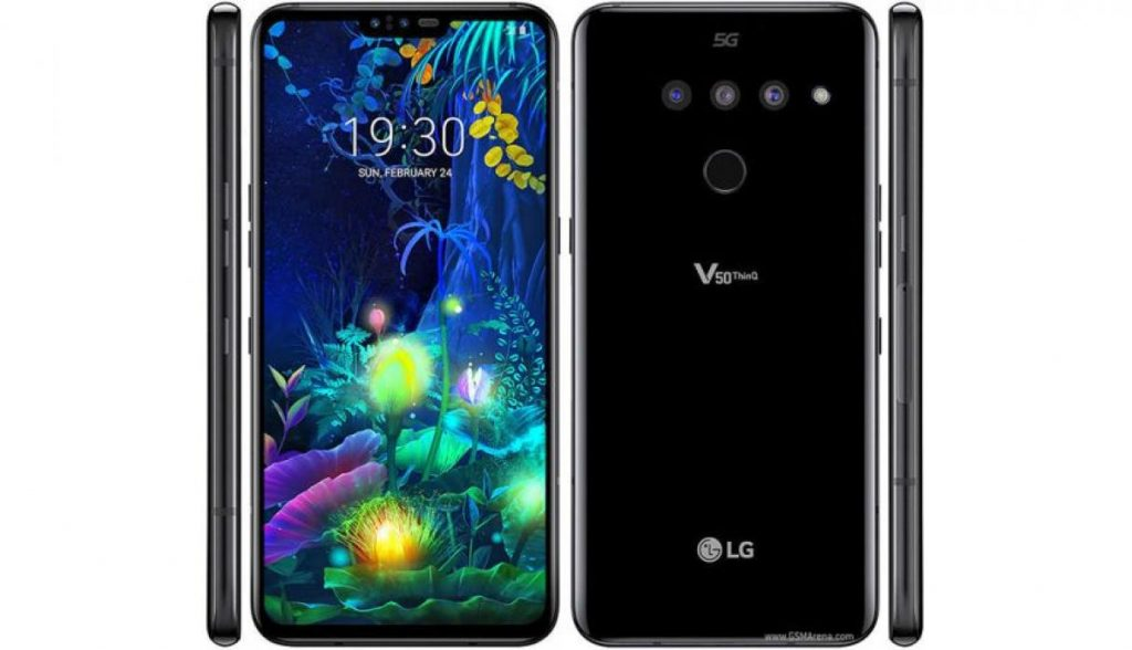 Los móviles LG más destacados de 2019