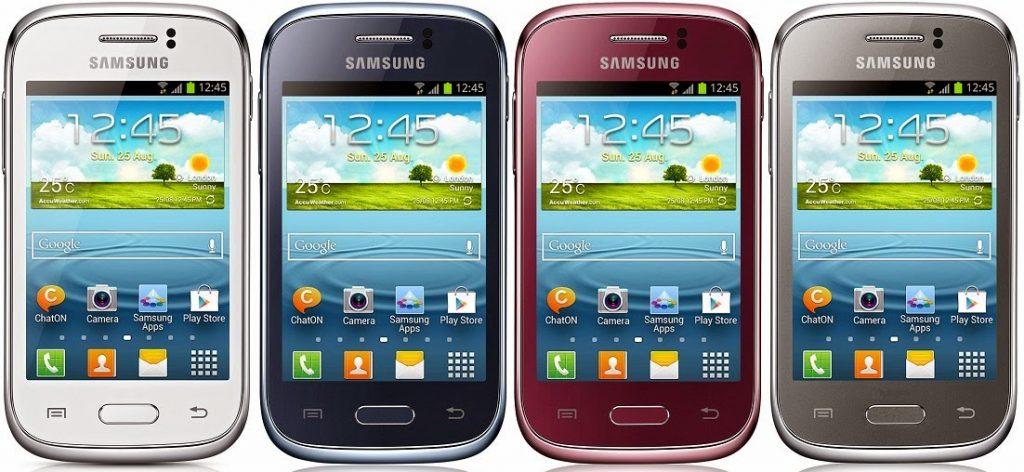 Todo sobre el Samsung Young