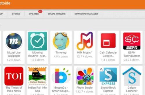 Apps para descargar programas