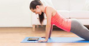Apps para hacer yoga