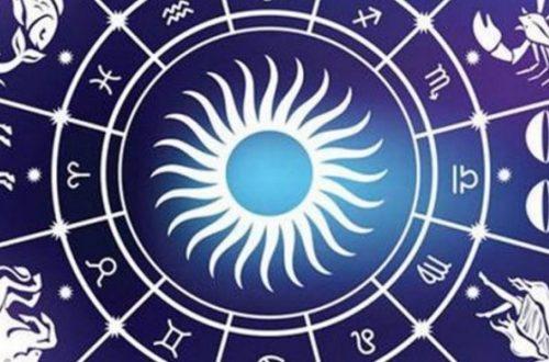 Aplicación sobre horóscopo