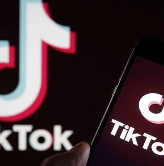 la app de moda TikTok