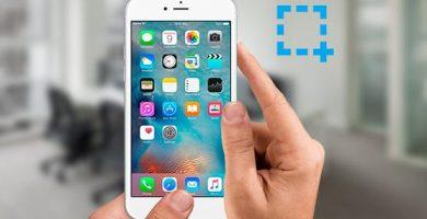 Aprende como se hace captura de pantalla en Iphone