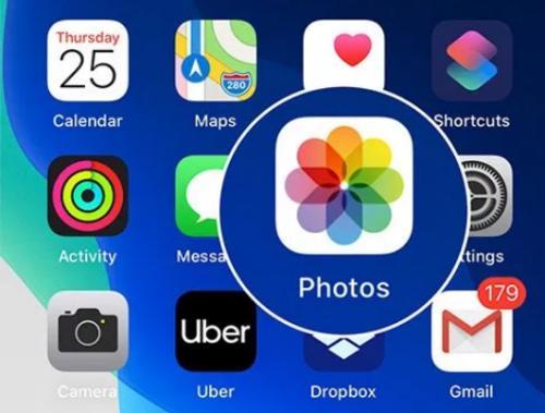 Borrar fotos Iphone
