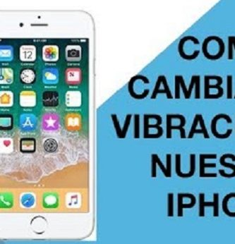 intensidad vibracion iPhone