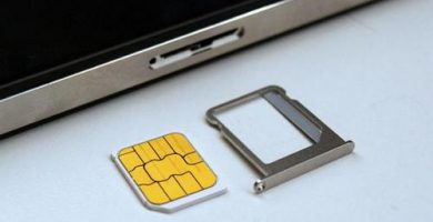 Cambiar pin SIM Iphone