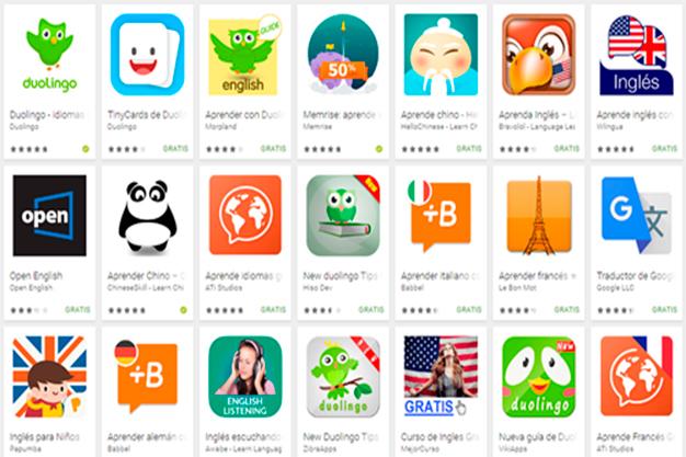 Aplicaciones Para Aprender Inglés Las Mejores Smartphone
