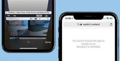 Navegacion privada Iphone