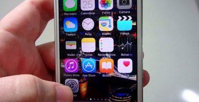 Quitar sonido camara Iphone