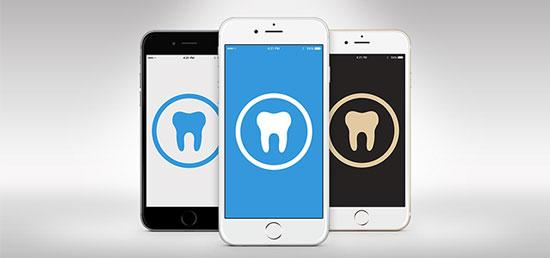 aplicaciones para pacientes y dentistas