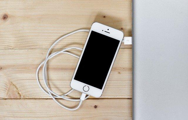 cargar la batería del iphone para calibrarla