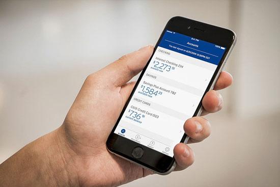 apps para los bancos