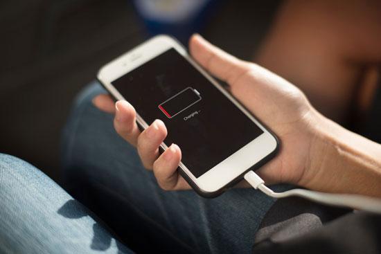 ahorrar energía en iPhone