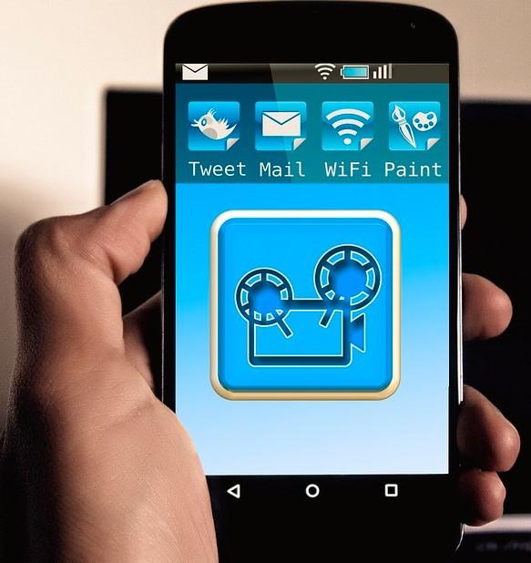 Apps para ver películas en el móvil
