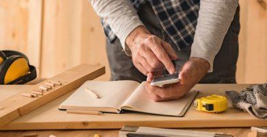 apps para carpintería