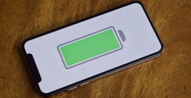como cuidar la batería del iphone