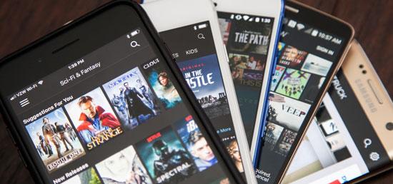 consejos para ver películas en el móvil