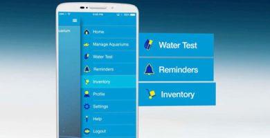 apps para gestionar un acuario