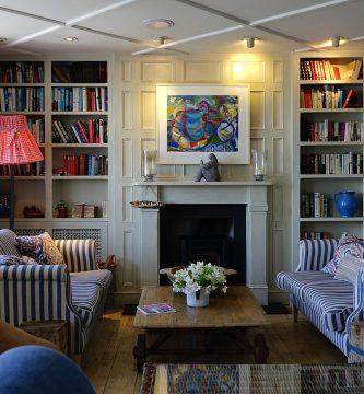 reforma de piso y decoración
